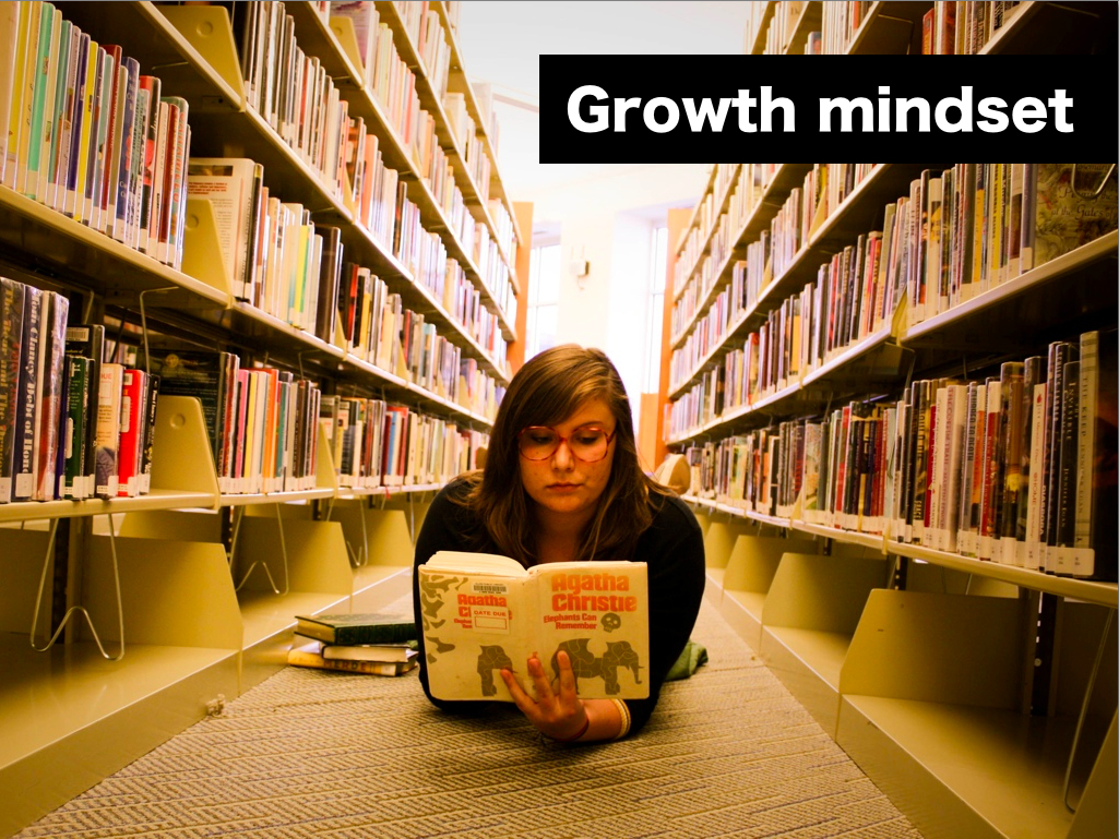 The (not-so) Secret Ingredient to Helping Students Learn: Growth Mindset