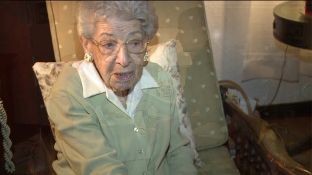 100-year-old Brooklyn math teacher who refuses to retire says she 'can't sit back and do nothing'