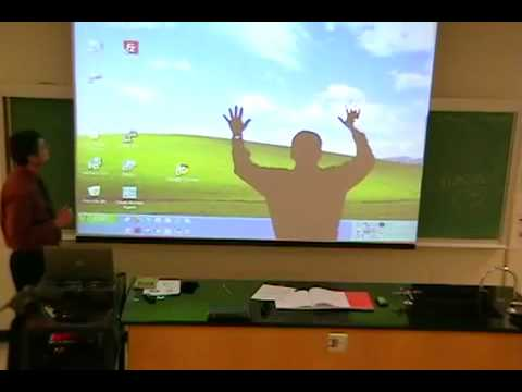 April Fools Math Class Shadow video: and how you can do this for your classroom!